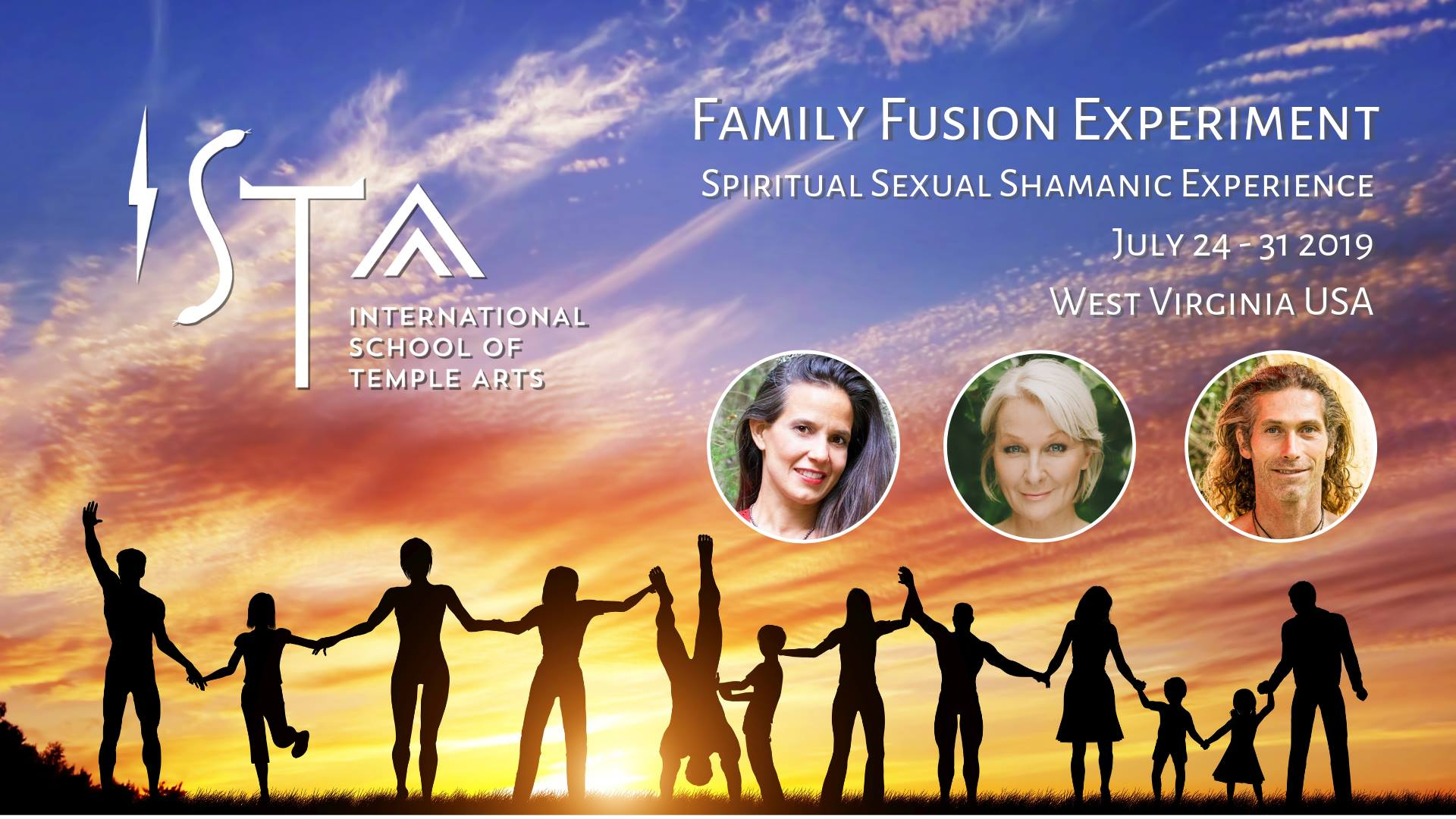 ISTA Family Fusion Experiment West Virginia USA